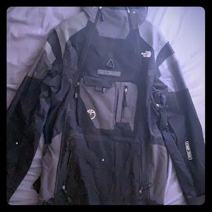North face steep tech jacket barely used like new